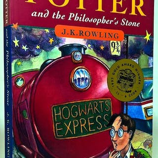Copyright Error; Joanne Rowling  - Harry Potter and the...