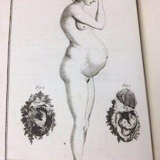 Jean-Bernard Jacobs - Ecole pratique des accouchemens - 1785