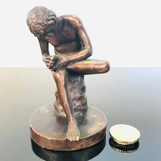 Palazzo dei Conservatori - Statua del museo molto bronzeo...