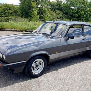 Ford - Capri 1.6 S MK III - 1980