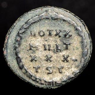 Römisches Reich - Silvered Follis Constantine I (AD...