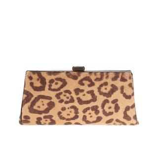 Chanel - Pochette Chanel imprimé Jaguar Pochette