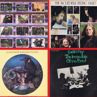 THE INCREDIBLE STRING BAND: Folk Rock