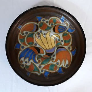 Plateelbakkerij Zenith Gouda - Teller (1) - Keramik