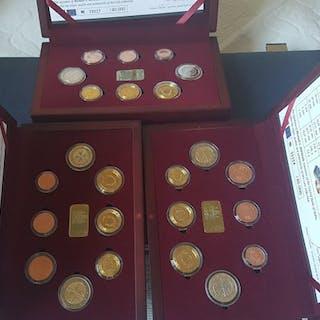 Malta - Euro BU-set 2008 - 3 x
