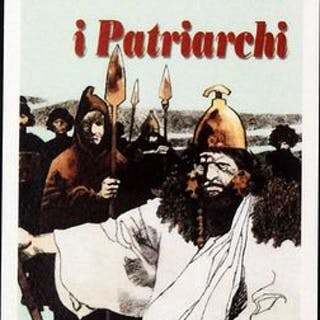 "Dino Battaglia - artbook ""I Patriarchi"" numerati - Erstausgabe - (2003)"