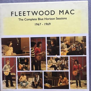 "Fleetwood Mac - ""The complete Blue Horizon Sessions 1967..."