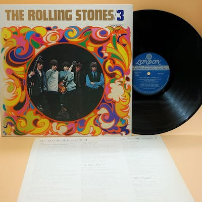 Rolling Stones - The Rolling Stones 3 /50 years in Mint...