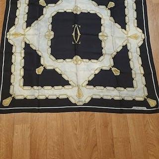 Cartier foulard