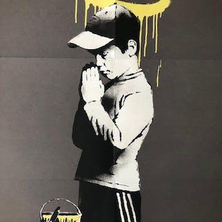 Banksy - Forgive us our trespassing- 2010 - 2010er Jahre