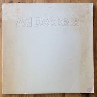 Ad Dekkers - Reliëfs - 1969