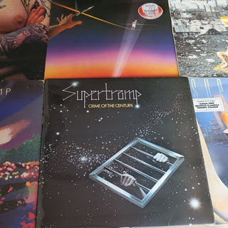 Supertramp - Nice lot with 6 great Albums of Supertramp...