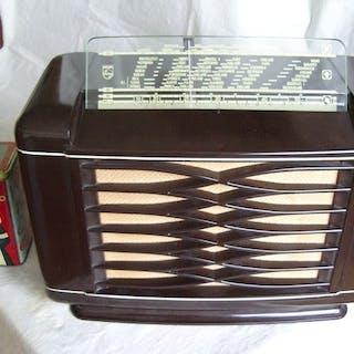 Philips - BX462A - Röhrenradio