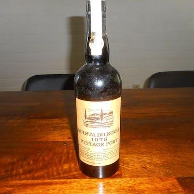 1978 Quinta do Noval Vintage Port - 1 Normalflasche (0,75 Liter)
