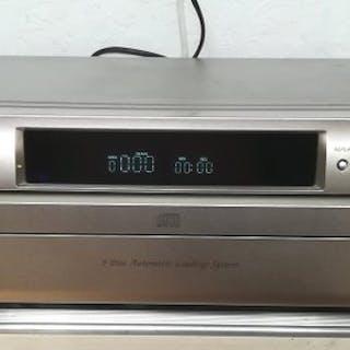 Denon - DCM-500AE.CD-speler (5 disc multi play) - CD-Player