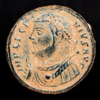 Impero romano - Follis - Licinius I (308-324 A.D.) Cyzicus mint