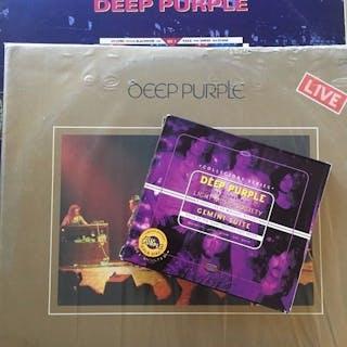 "Deep Purple - ""Anthology"" - ""Made in Japan"" - ""Gemini..."