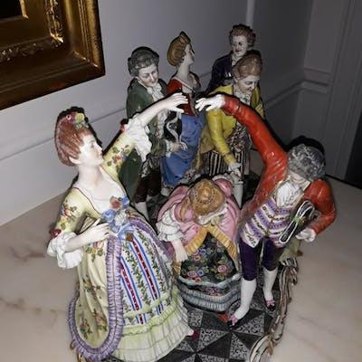 Capodimonte - Statuetta/e - Porcellana