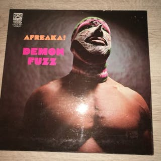 Demon Fuzz - Afreaka! - LP Album, LP's - 1970/1970