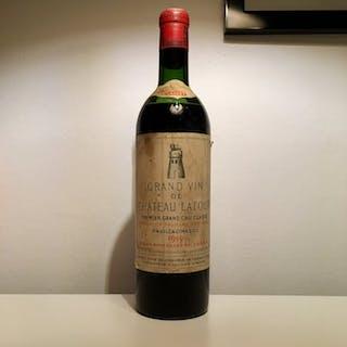 1959 Latour - Pauillac 1er Grand Cru Classé - 1 Normalflasche (0,75 Liter)