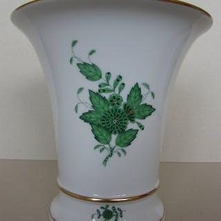 Herend Chinese Bouquet Green - Vase - Porzellan