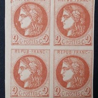 Frankreich 1870 - Bordeaux