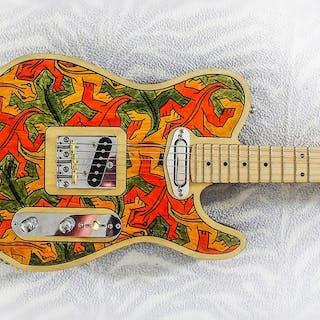 Serafini Liutai - Telecaster Escher - E-Gitarre - Italien - 2018