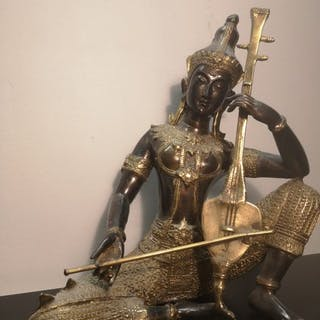 Figur - Bronze