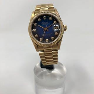 Rolex - Oyster Perpetual Datejust - Ref. 68278 - Mujer - 1980-1989