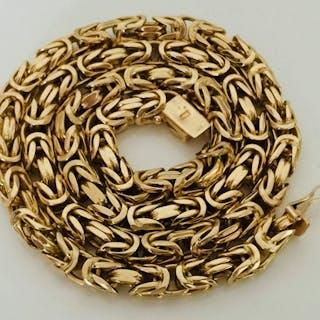 18 kt Gold - Halskette