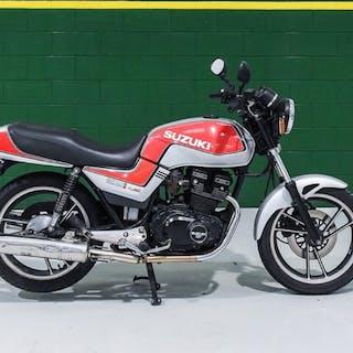 Suzuki - GSX - S - 250 cc - 1986