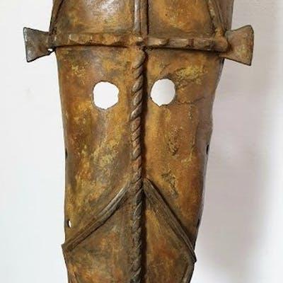 masque forgeron  - Bronze africain - Bobo - Burkina Faso