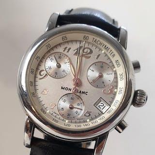 Montblanc - Chronograph Meinsterstuck Star Date- 7039 - Women - 2000-2010