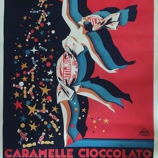 Pluto - Caramelle Baratti Milano - Anni '50