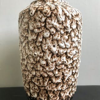 Scheurich - Fett-Lava-Vase - Keramik
