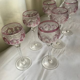 chalices (6) - Glass