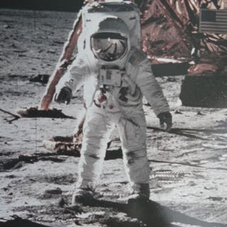 NASA - (3x) Apollo 11 , 1969