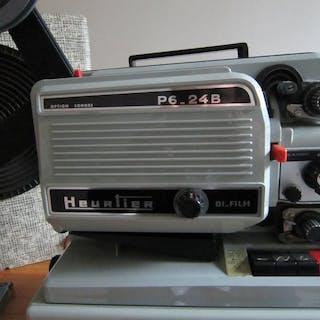 Heurtier Projecteur P6 24 Super 8 et Bifilm Muet et Sonore