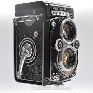 Rollei Rolleiflex 3,5 F Planar type 2 no. 2231199 recente CLA