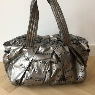 Chanel - Silver rue de cambon Handbag