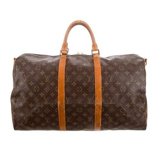 Louis Vuitton - Keepall Bandoulière 50 Handbag