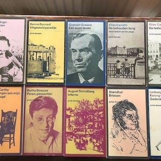 Diverse - Privé-domein; Lot met 10 uitgaven uit de reeks - 1979/1988