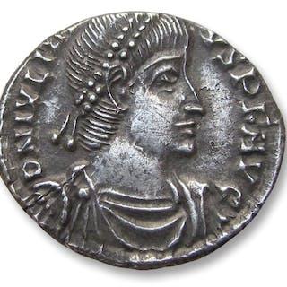 Roman Empire - AR Siliqua