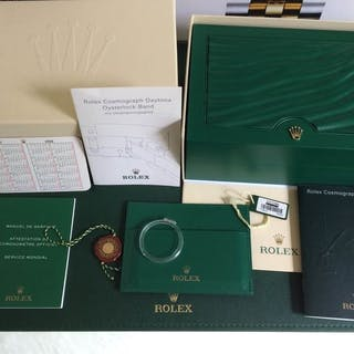 Rolex - Daytona 116520 - 116520 - Unisex - 2000-2010