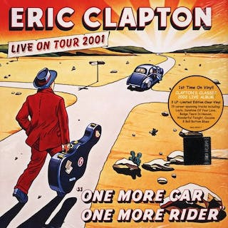 Eric Clapton -One More Car