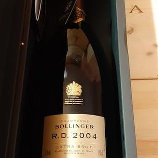 2004 Bollinger, Champagne R.D. - Champagne Extra Brut - 1 Magnum (1.5L)