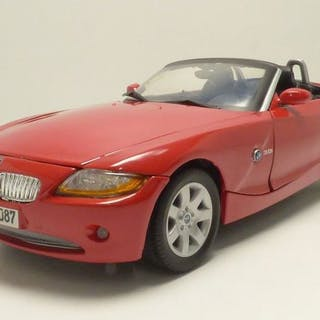 Motormax - 1:18 - BMW Z4 - konvertierbar