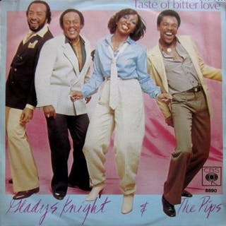 Gladys Knight & The Pips - 8 Singles - Diverse Titel - 7″-Single - 1974
