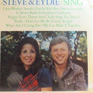 Steve Lawrence & Eydie Gorme - Diverse Titel - LP's - 1963/1976