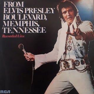 Elvis Presley - Diverse Titel - LP Album, LP Boxset - 1970/1985